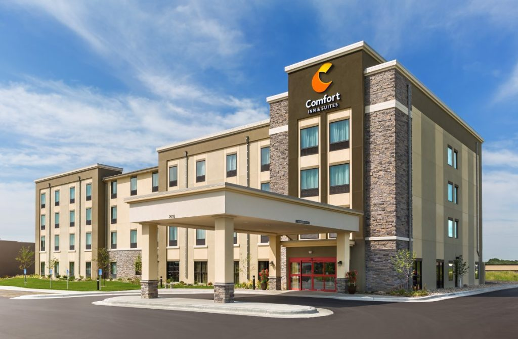 Comfort Inn & Suites West – Medical Center